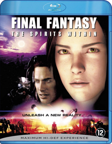 Final fantasy-the spirits within (Blu-ray)